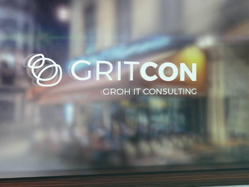 Gritcon Logo Tür